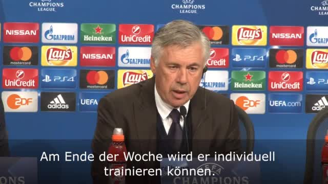 Ancelotti verrät Termin für Ribery-Rückkher