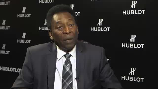 "Pelé: ""Gabriel Jesus ist wie Neymar"""