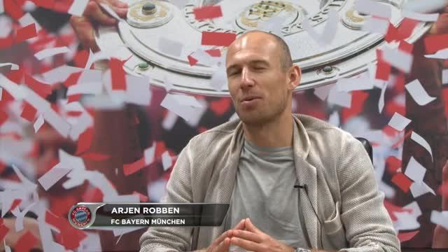 """China-Boom? Robben: """"Gut für den Fußball"""""""