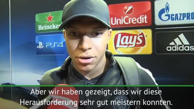 """Mbappé nach 4:0: """"Herausforderung gemeistert"""""""
