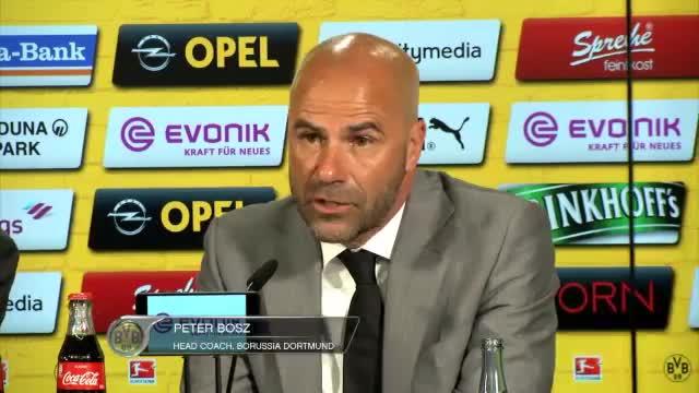 Bosz: Deshalb bin ich so ein Bundesliga-Fan