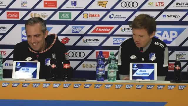 """Durchgesickert!"" Nagelsmann: FCB will Wagner"
