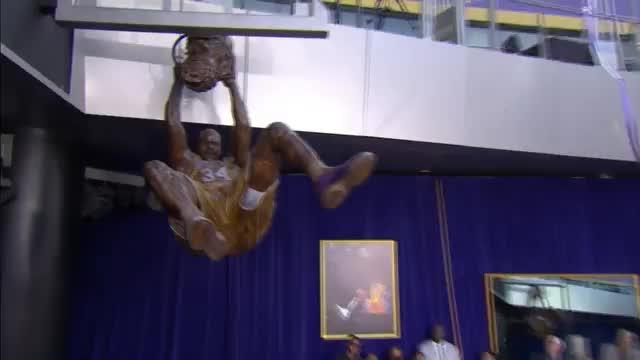 LA Lakers machen Shaquille O'Neal unsterblich