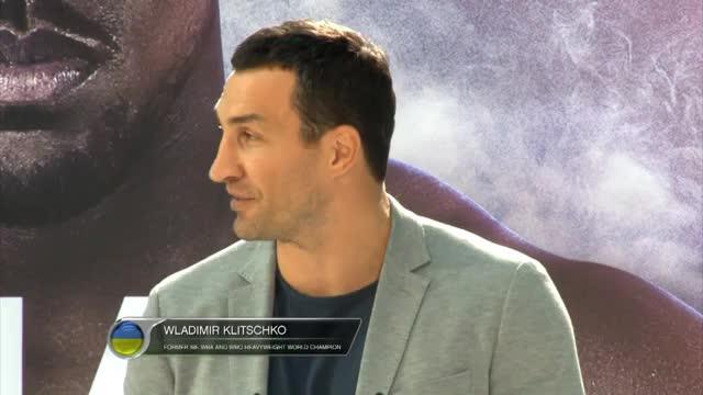 """Boxen: Klitschko: """"Absolut Besessen"""""""