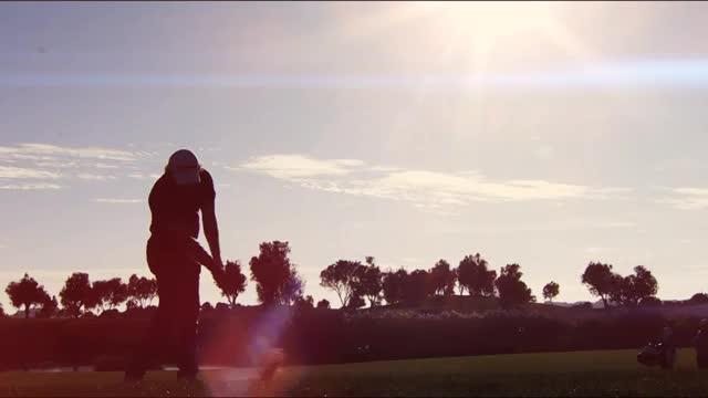 Golf: Highlights der 1. Runde beim Portugal Masters