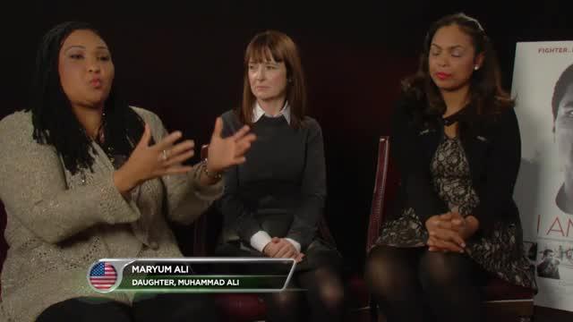 """Boxen: Ali-Tochter: """"Er hat nie etwas bereut"""""""