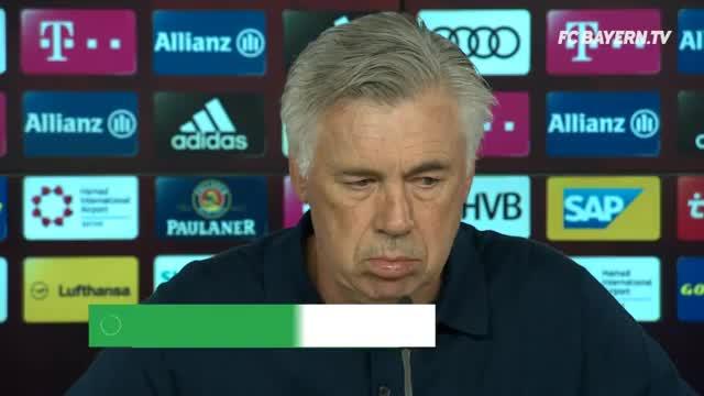 "Ancelotti: Ribéry? ""Es gibt kein Problem"""