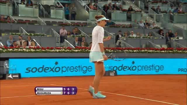 WTA Madrid: Roundup vom Montag