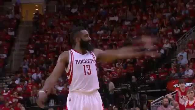 Überragender Harden führt Rockets zum Sieg gegen Warriors