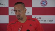 """Ribery: """"Ancelotti ist ein cooler Trainer"""""""