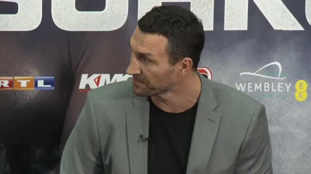Boxen: Klitschkos Fünf-Schritt-Plan zum Titel