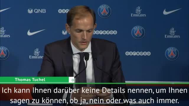 """PSG-Coach Tuchel: Buffon nach Paris? """"Wir werden sehen"""""""