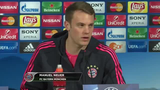 """Neuer: """"Haben Erfahrung mit defensiven Teams"""""""
