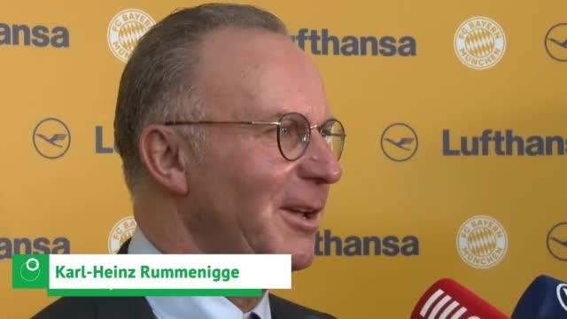 BVB-Spurs: Rummenigge hofft auf Dortmund-Sieg