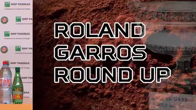 French Open: Tag 8 im Round-Up