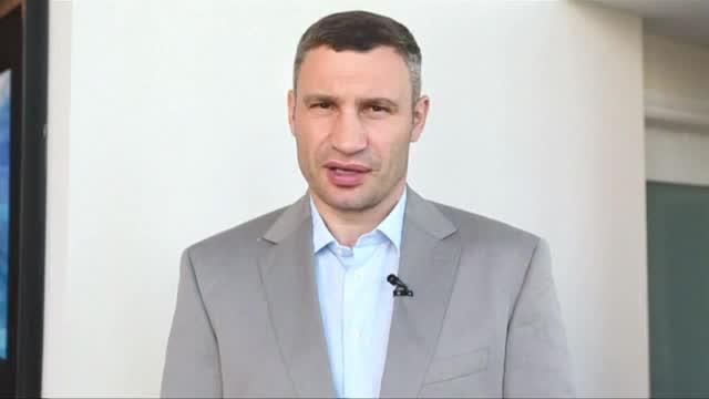 """Klitschko: """"Ali ein Beispiel für Millionen"""""""
