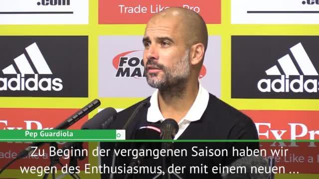 """Guardiola: """"Kennen einander viel besser"""""""