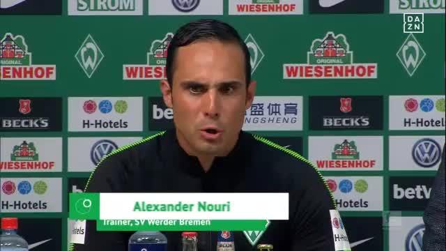 Nouri: Kann gegen FCB nicht alles verteidigen