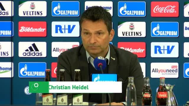 Wegen Goretzka: Heidel attackiert Bierhoff