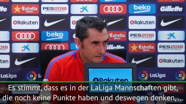 Valverde zu Real: Wir hatten auch eine Krise
