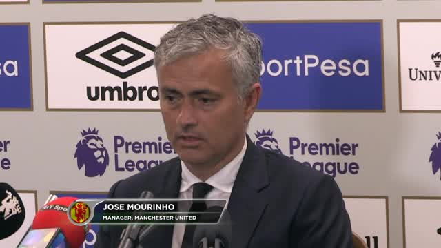 "Mourinho: Rashford? ""Anders als Ibrahimović"""