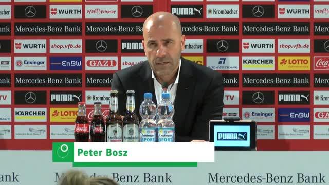 """Bosz nach BVB-Pleite beim VfB: """"Enttäuschend"""""""