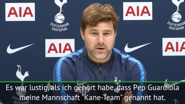Pochettino zu Guardiola: Kane-Team? Respektlos