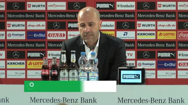 """Bosz vor Spurs: """"Gleiche Mentalität zeigen"""""""