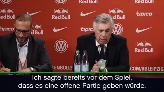 "5:4! Ancelotti: ""Verrücktes Ergebnis"""