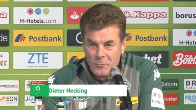 """Hecking: """"Jedes Spiel eine Standortbestimmung"""""""