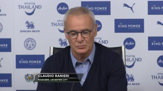 """Ranieri: """"Chelsea bald wieder unter Top-Vier"""""""