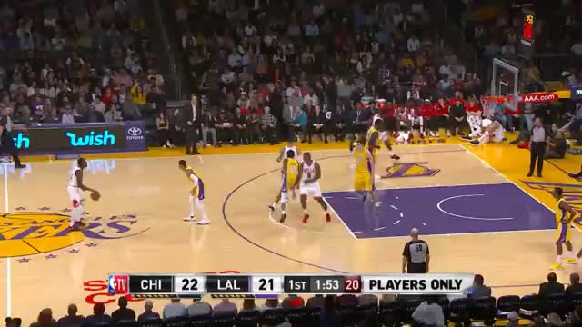 Kuzma und Lakers mit Comeback-Sieg gegen Bulls