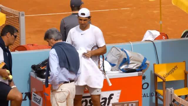 Saisonaus für Nadal! Das ist der Grund