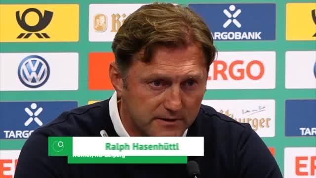 """Hasenhüttl zu Elfmeter: """"Schwer zu akzeptieren"""""""