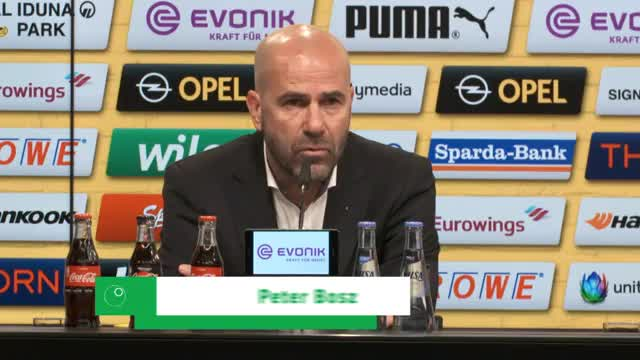 """Bosz lobt Bayern: """"Sind meistens hintergelaufen"""""""