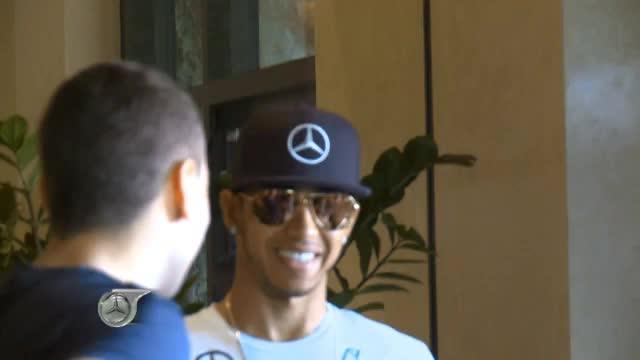 """F1: Rosberg: Hamilton? """"Verhältnis schwierig"""""""