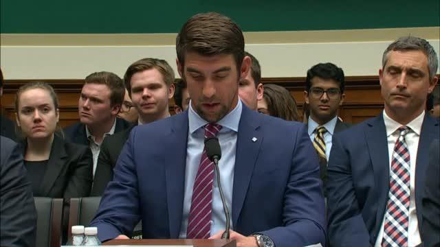 """Doping: Phelps: """"Leistungssprünge frustrierend"""""""