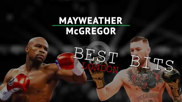 Boxen: Mayweather und McGregor weiter on fire!