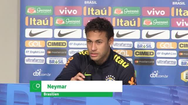 Brasilien: PSG-Stress? Neymar mit Brandrede