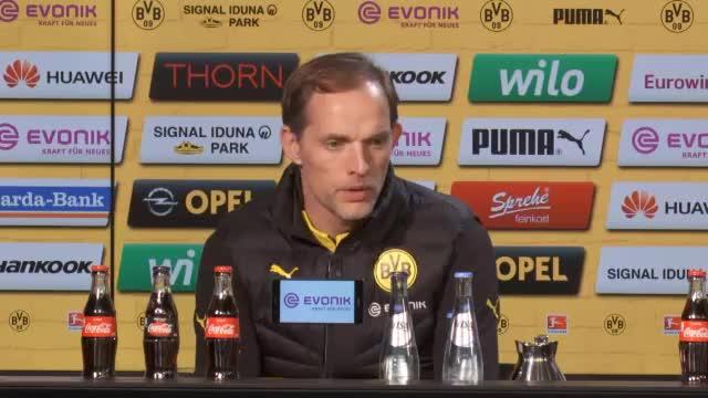 """Tuchel lobt BVB: """"Außergewöhnlicher Charakter"""""""