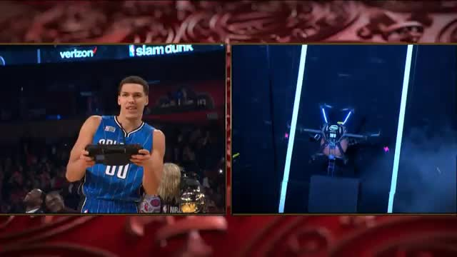 All-Star Game: Highlights des Dunk-Contests