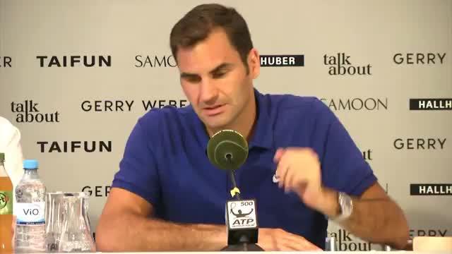 Halle: Federer erklärt French-Open-Absage