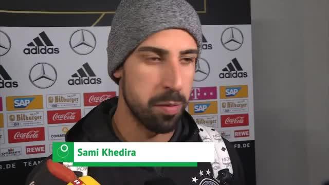 """Khedira: """"Wissen, dass wir starkes Team haben"""""""
