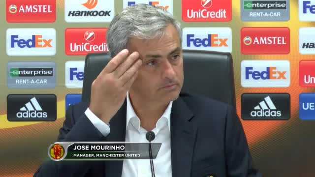 """Mourinho: Pogba? """"Gehe nicht auf Einzelne ein"""""""