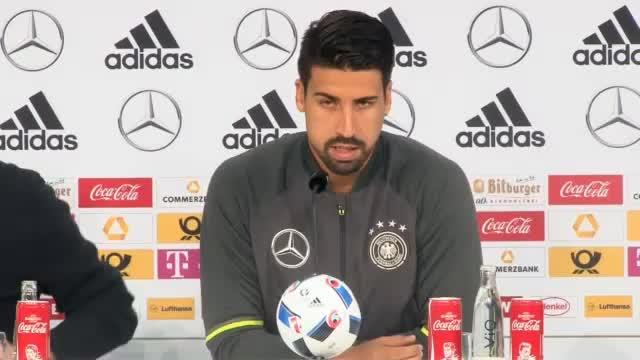 """EM 2016: Khedira zu Reus: """"Er wirkt gefasst"""""""