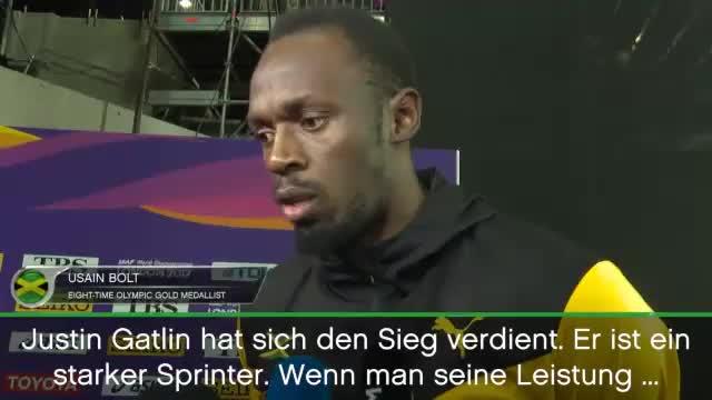 """Bolt: """"Start war wieder fürchterlich"""""""