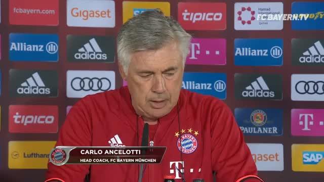 "Ancelotti lobt ""Teamspirit"" der Hertha"