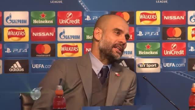 """Guardiola schwärmt: """"Aguero war überragend"""""""