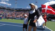 Toronto: Final-Lehrstunde für Wozniacki