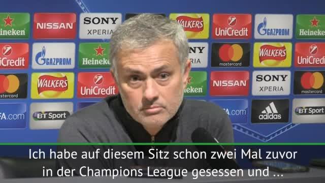 """Mourinho: """"Es ist nichts Neues für United"""""""